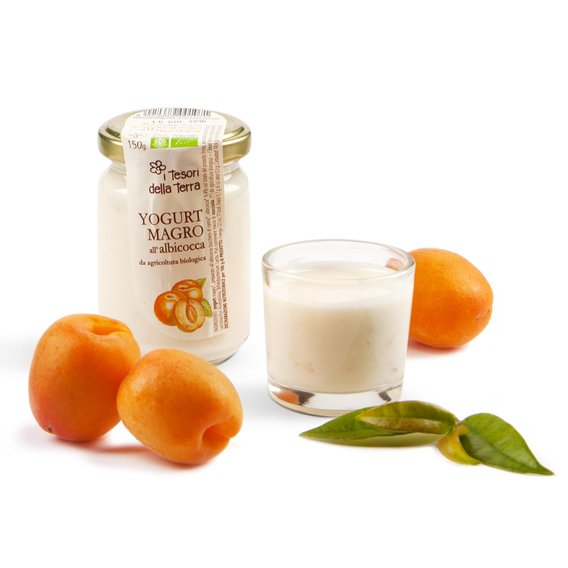 Yogurt Magro all'Albicocca  125g