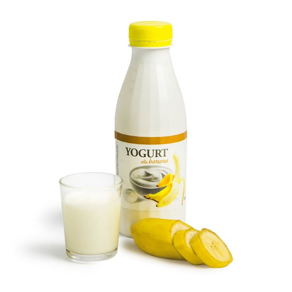 Yogurt alla Banana  500g
