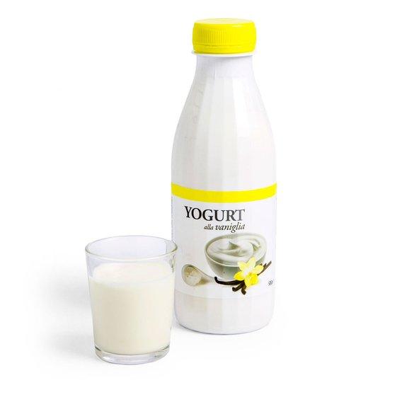 Yogurt alla Vaniglia 500g