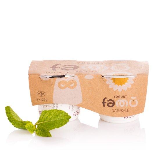 Yogurt Naturale  2x125g