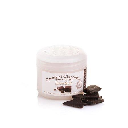 Crema Viso Corpo al Cioccolato 100g