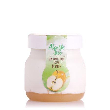Yogurt Bio alla Mela