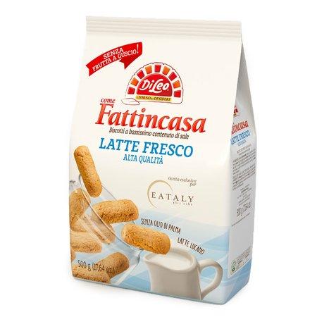 Fattincasa con Latte Fresco 500g
