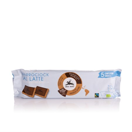 Biscotti Farrociok al Latte Bio 140g