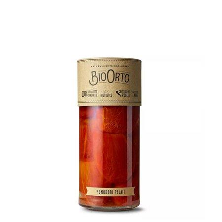 Pomodori Pelati Bio Naturali 580ml