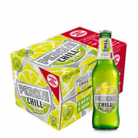 Kit 24 Chill Lemon 0,33l