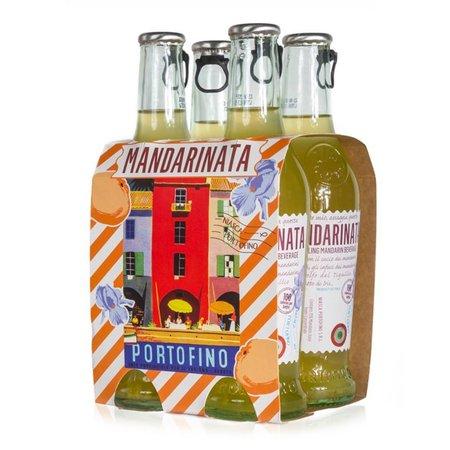 Mandarinata 4x250ml