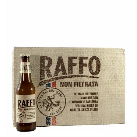 Raffo non filtrata 33cl 24pz