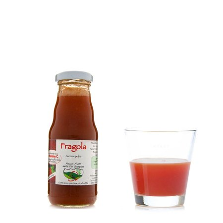 Succo E Polpa Di Fragola 200ml