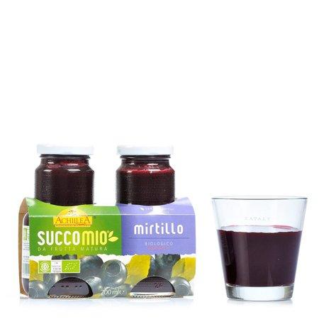 Succomio Mirtillo 2x200 ml