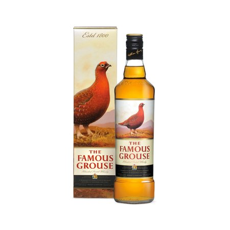 The Famous Grouse Finest Scotch Whisky 0,7l