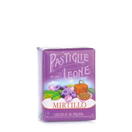 Pastiglie al Mirtillo 30 g