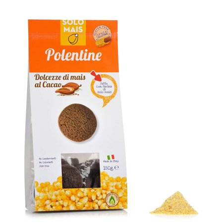Polentine al Cacao 100g
