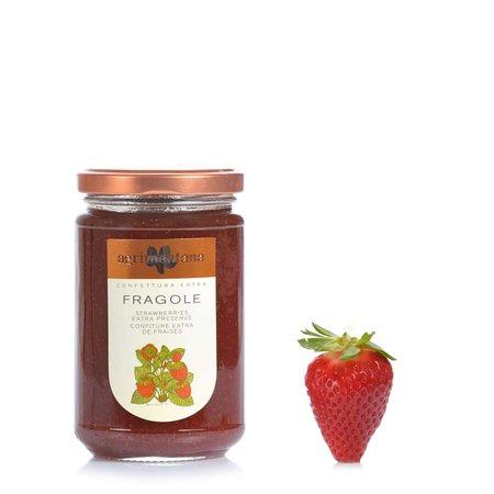 Confettura Extra Fragole 350g