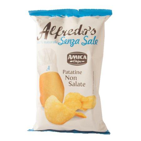 Alfredo's Chips senza sale 100g