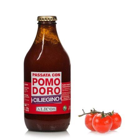 Passata di Pomodoro Ciliegino  0,33