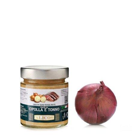 Paté Tonno e Cipolla 180g