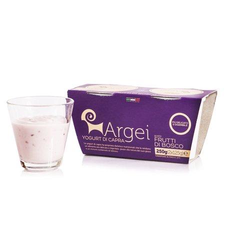 Yogurt di Capra ai Frutti di Bosco 2x125g