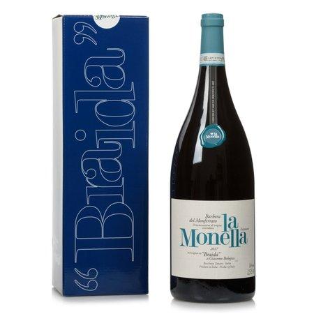 """Magnum Barbera del Monferrato """"La Monella"""" 1,5l"""