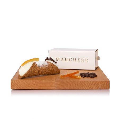 Cannolo Carlo Magno Cioccolato e Arancia Candita 1pz 150g