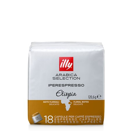 Capsule Arabica Etiopia Selection 300g