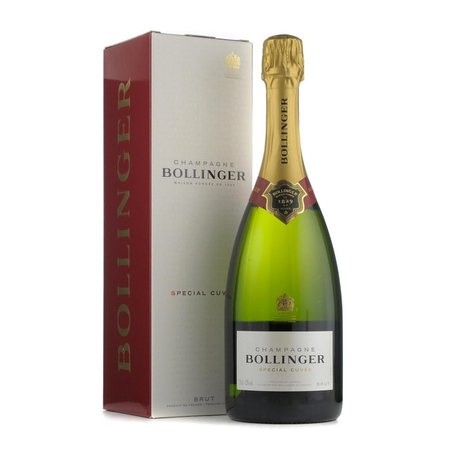 Champagne Special Cuvée Brut astucciato 0,75l