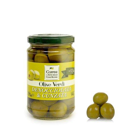 Olive Scacciate Cunzate Denocciolate 290g