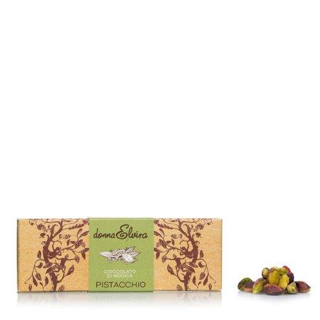 Cioccolato Modica Pistacchio 70g