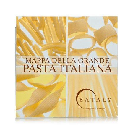 Mappa della Pasta Italiana