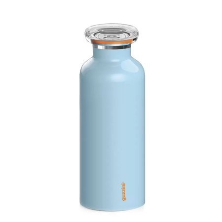 Energy Bottiglia Termica da 33cl Celeste