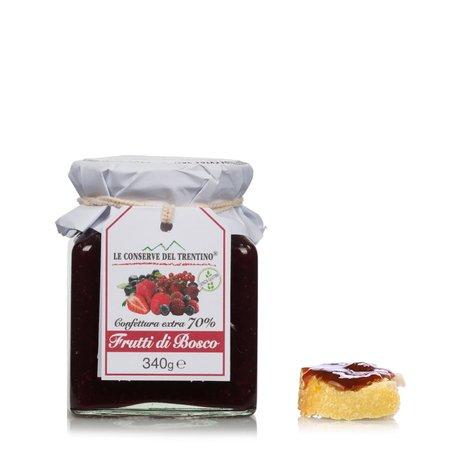 Confettura Extra di Frutti di Bosco 340g