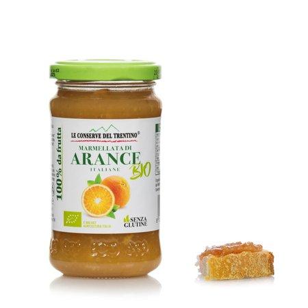 Marmellata Bio di Arancia  0,25