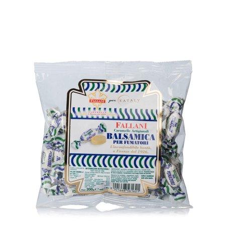 Caramelle balsamiche per fumatori  200g