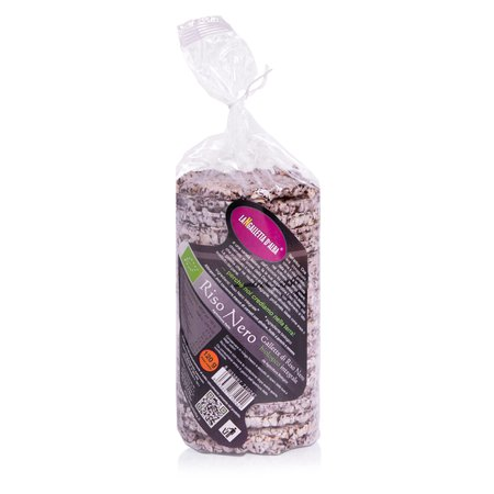 Gallette di Riso Nero  120g