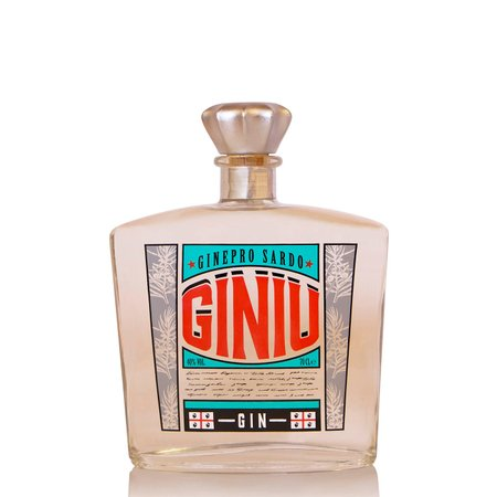 Gin Giniu 0,7l