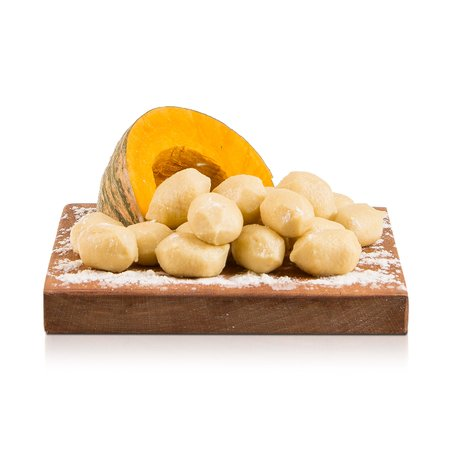 Gnocchi di Patate con Zucca  400g