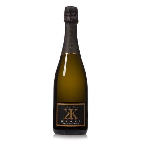 """Vino Spumante di Qualità Metodo Classico Dosaggio Zero """"KK"""" 0,75l"""