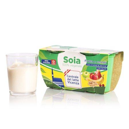 Yogurt di Soia Bianco 2x125g