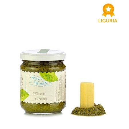 Pesto Ligure di Ö Magazín senza Aglio  180g