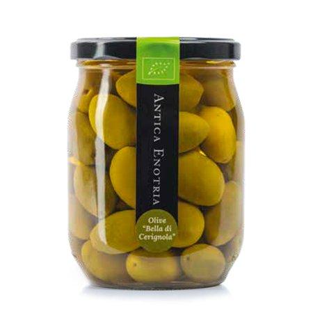 Olive in Salamoia Bio 580ml