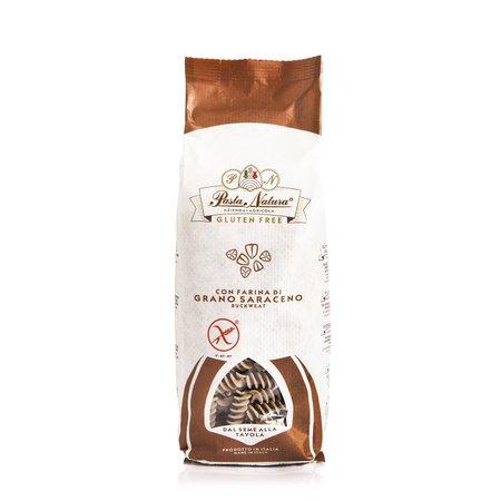 Fusilli Senza Glutine con Farina di Grano Saraceno 250g