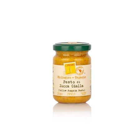 Pesto di Zucca Gialla 130g