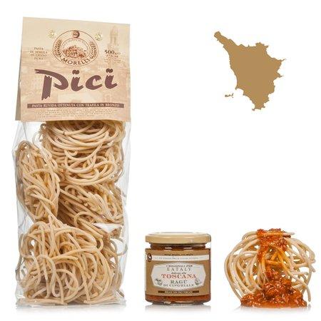 Dedicato alla Toscana