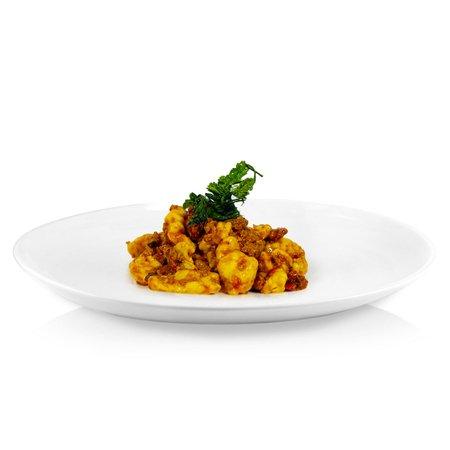 Ritagli di Pasta Fresca all'Uovo al Ragù di carne Profumato al Rosmarino 500g