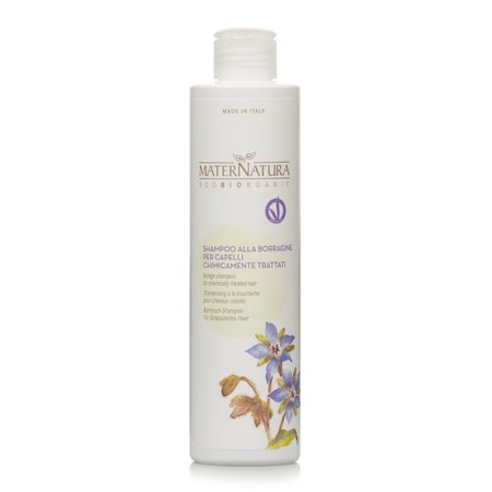 Shampoo per Capelli Colorati alla Borragine 250ml