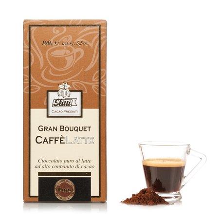 Tavoletta Gran Bouquet Caffè Latte 100g