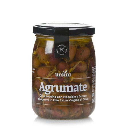 Olive Agrumate 260g