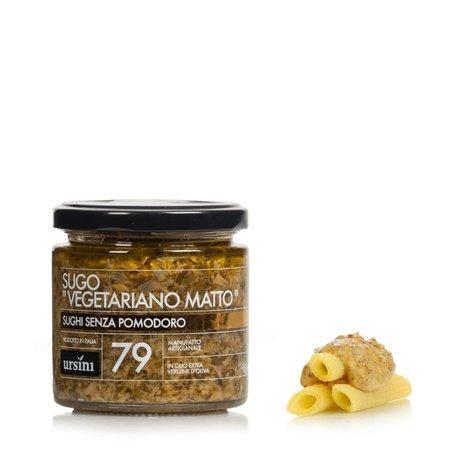 Sugo Vegetariano Matto 200g