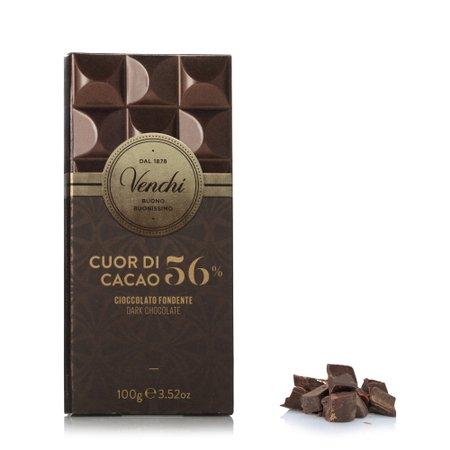 Tavoletta Cioccolato Extra Fondente 56% 100g