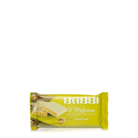 Wafer al Pistacchio 30g